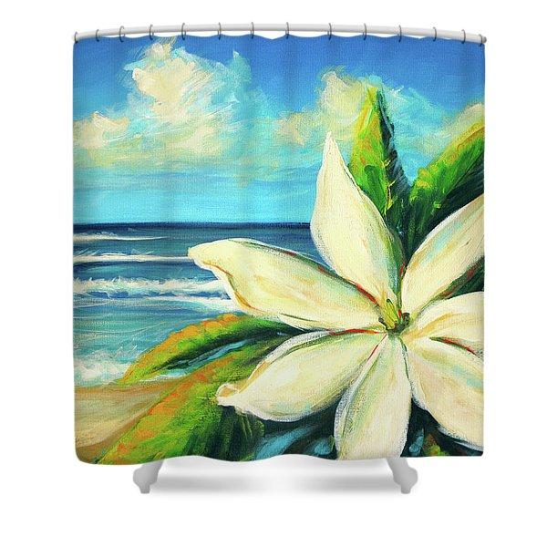 Tiare Shower Curtain
