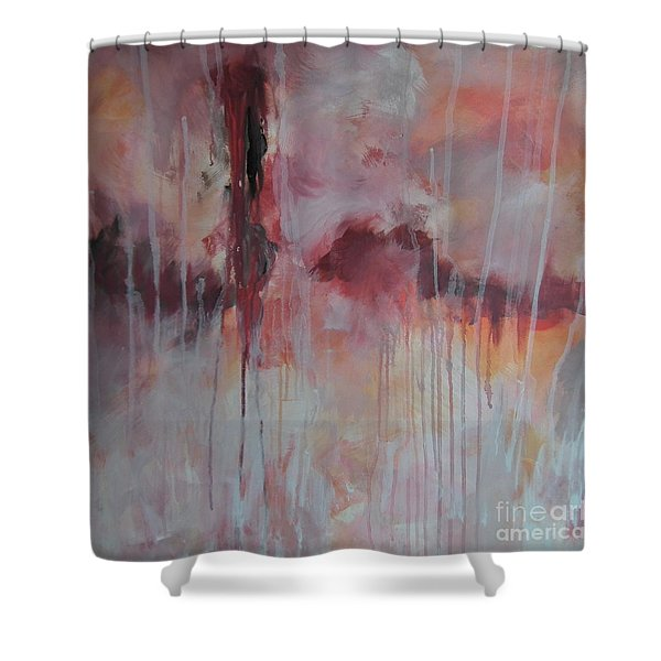 Tickled Pink 2 Shower Curtain