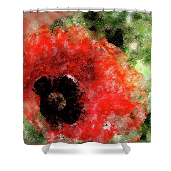 Till The End Of Spring... Shower Curtain