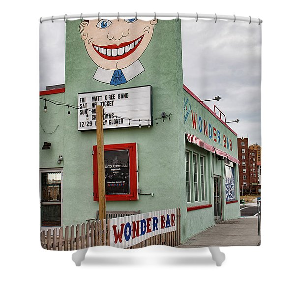 Tilly And The Wonder Bar Shower Curtain