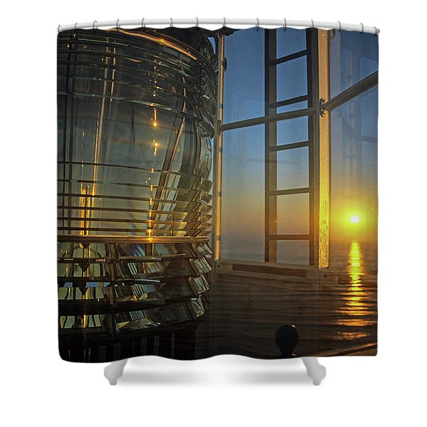 Time To Go To Work Shower Curtain