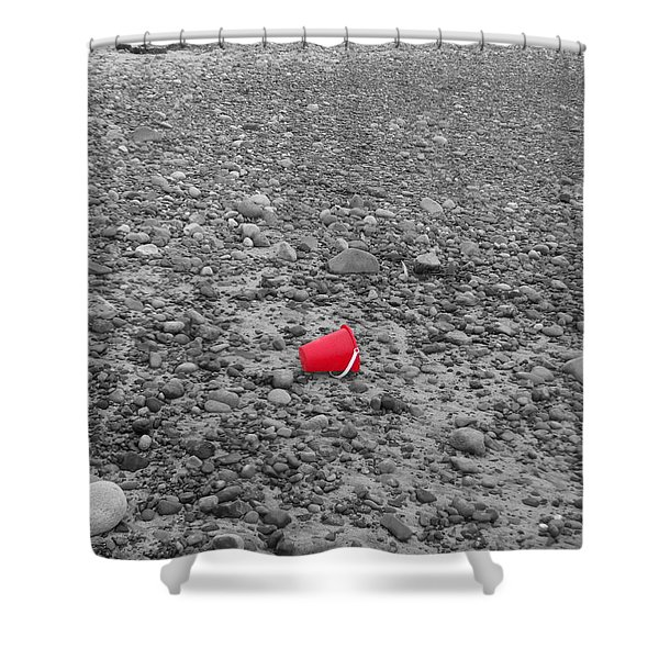 Time To Go Home Shower Curtain