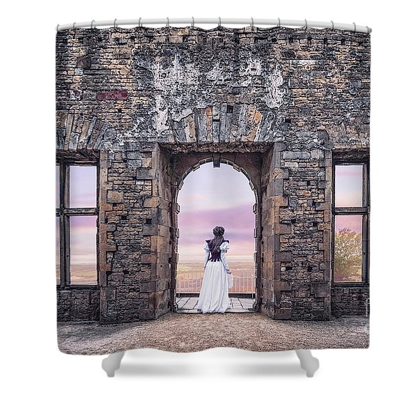 Timeless Dream Shower Curtain