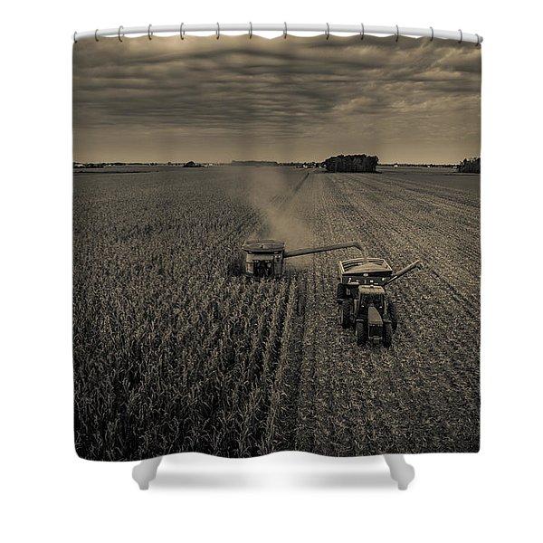 Timeless Farm Shower Curtain