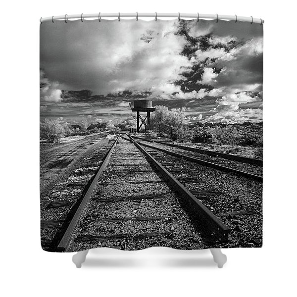 To Nowhere Shower Curtain