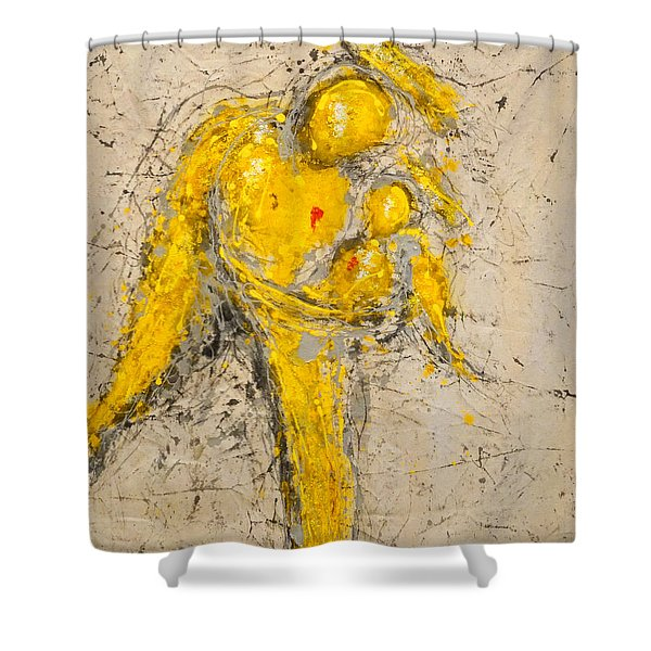 To See Is To Love And To Love Is To Live Shower Curtain