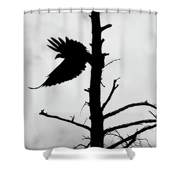 To Venture Shower Curtain