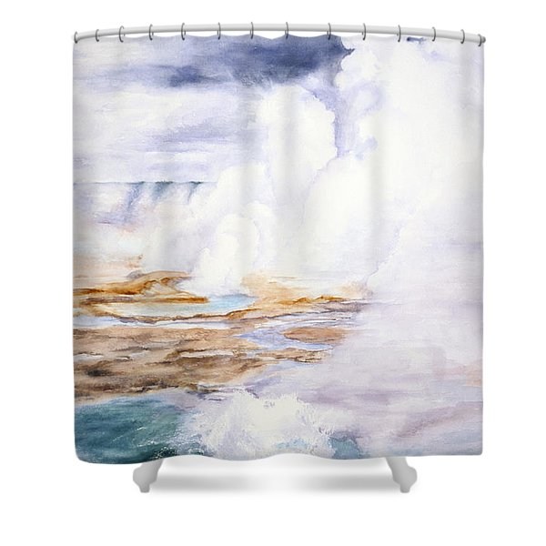Toil And Trouble Shower Curtain