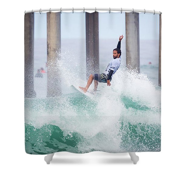Tomas Heremes 4306 Shower Curtain