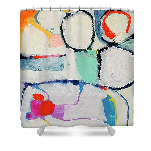 Tongue Tied Shower Curtain