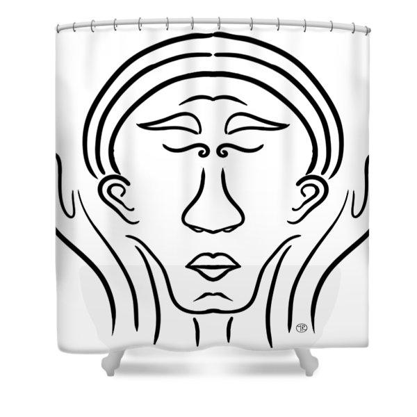 Tony Shower Curtain
