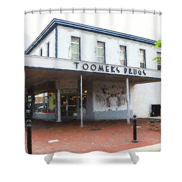 Toomer's Corner - #2 Shower Curtain