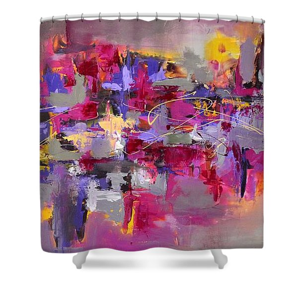 Topaz Shower Curtain
