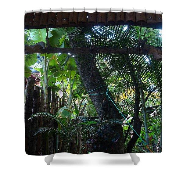 Toros Shower Curtain