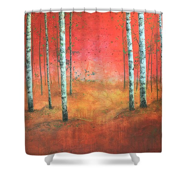 Totally Enthralled Shower Curtain