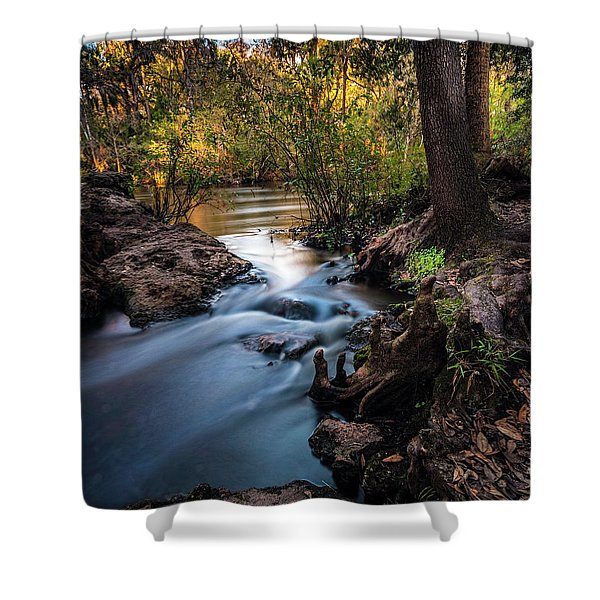 Touchable Soft Shower Curtain