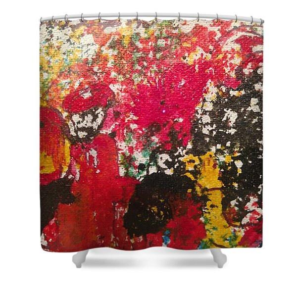 Toulouse Lautrec Shower Curtain