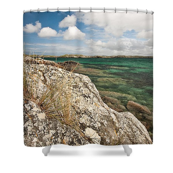 Traigh Na Berie Shower Curtain