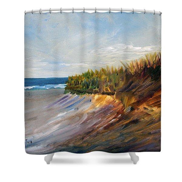 Trail 1 Shower Curtain