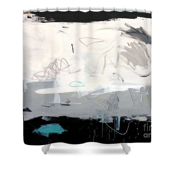 Transfert Shower Curtain