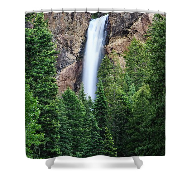 Treasure Falls Shower Curtain