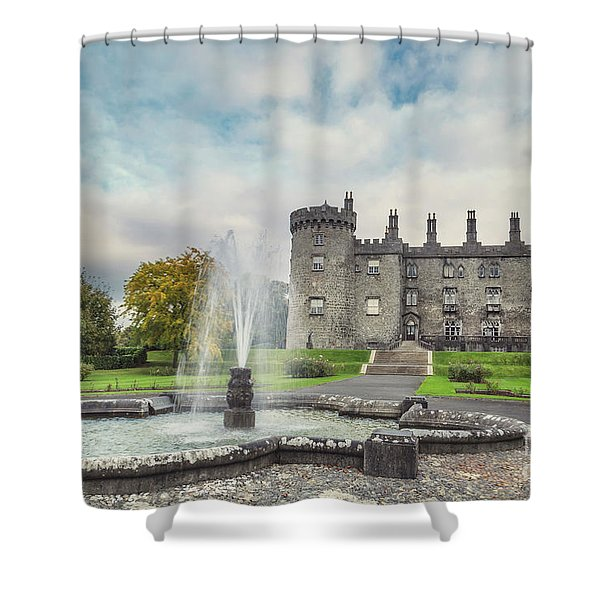 Treasures Of Yesterday Shower Curtain