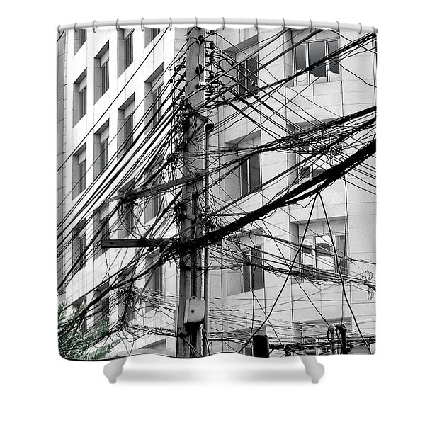 Tree Of Progress Shower Curtain