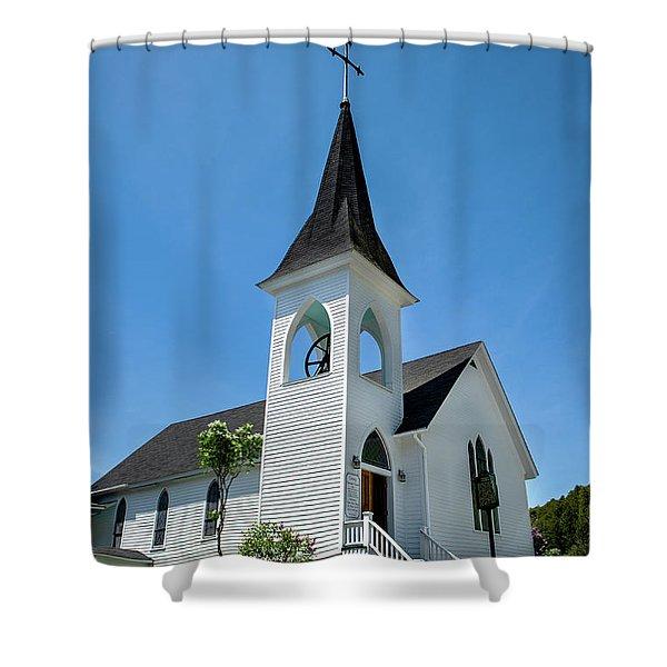 Trinity Church Shower Curtain