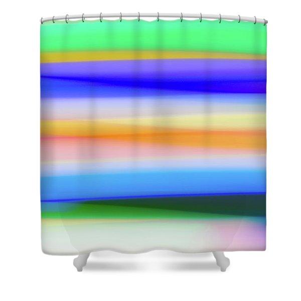 Trip Seat No. 2 Shower Curtain