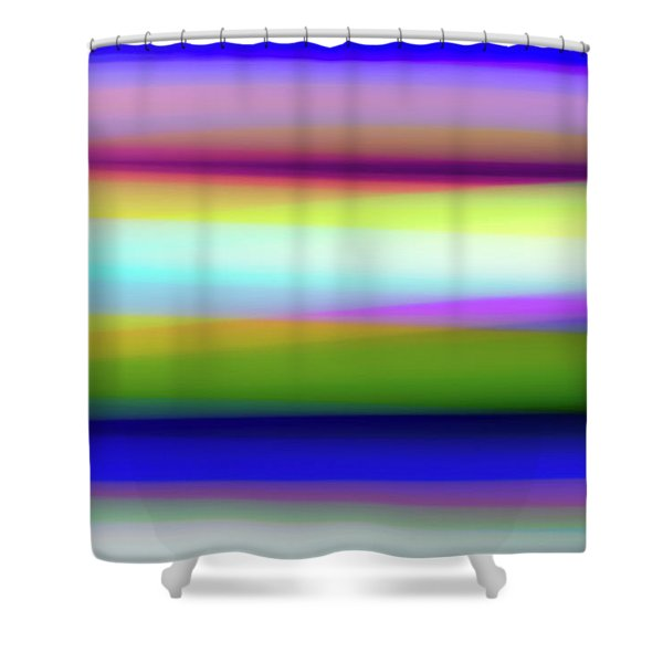 Trip Seat Shower Curtain