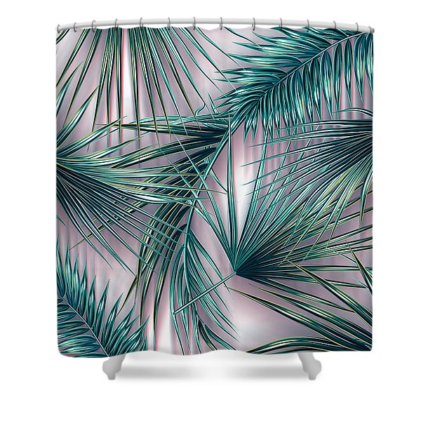 Tropicana  Shower Curtain