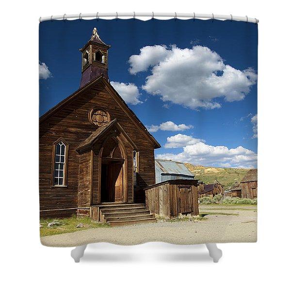True Religion Shower Curtain