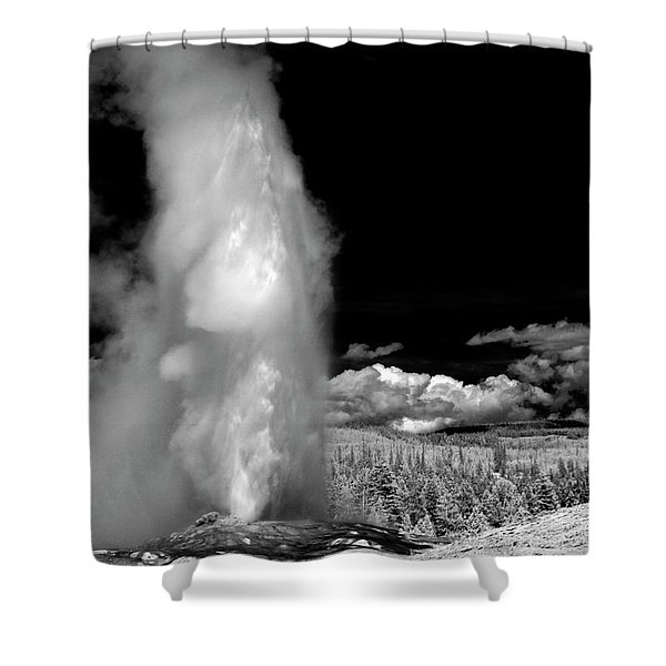 Truly Faithful Shower Curtain
