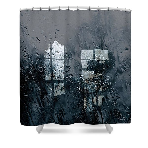 Truth Be Told Shower Curtain