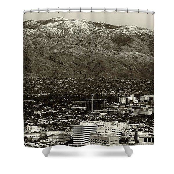 Tucson  Shower Curtain