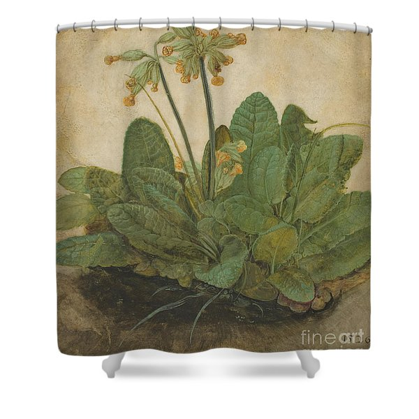 Tuft Of Cowslips Shower Curtain
