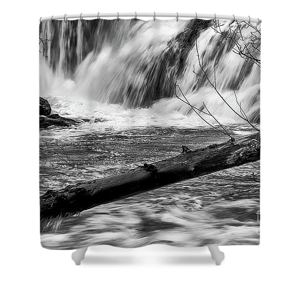 Tumwater Waterfalls#2 Shower Curtain