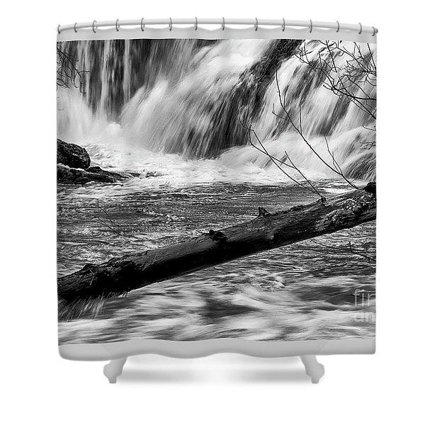 Tumwater Waterfalls#2 Shower Curtain