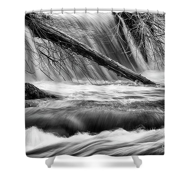 Tumwater Waterfalls#3 Shower Curtain