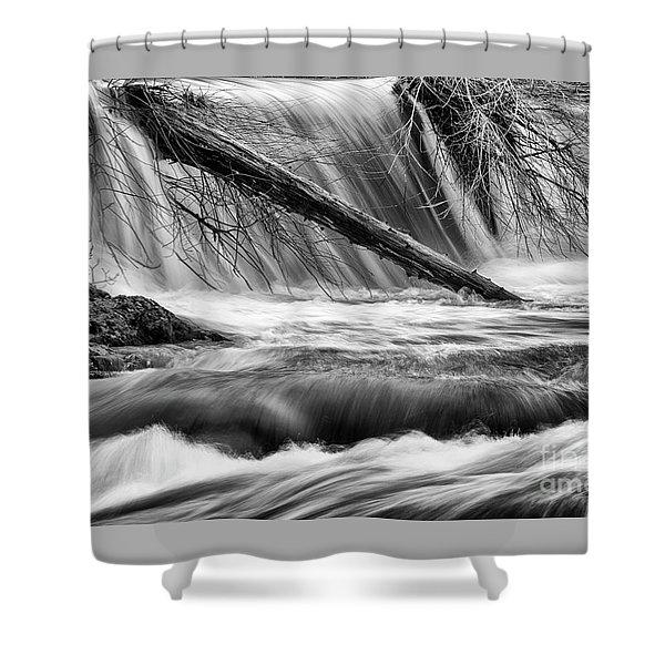 Tumwater Waterfalls#3 Shower Curtain