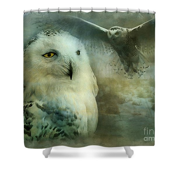 Tundra Traveler 2015 Shower Curtain