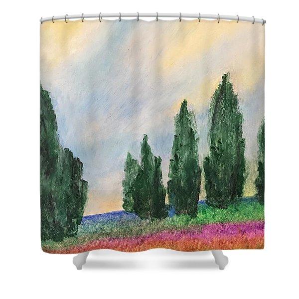 Tuscany Dream Shower Curtain