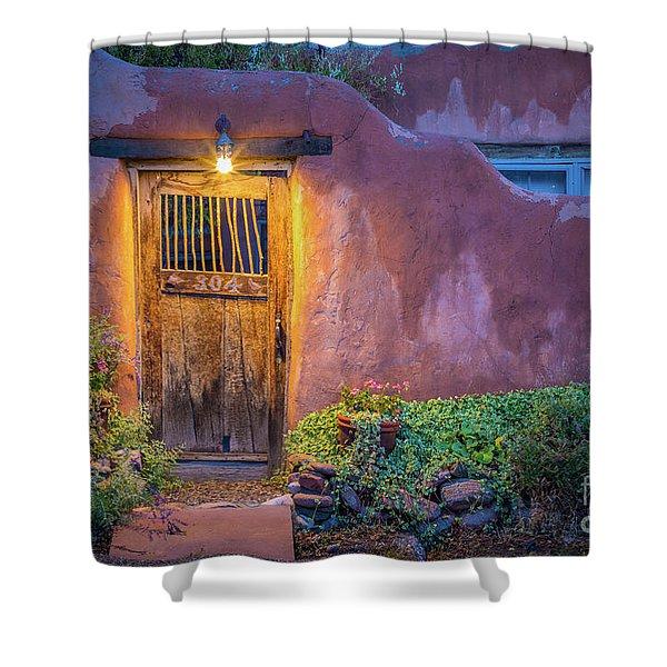Twilight Santa Fe Shower Curtain