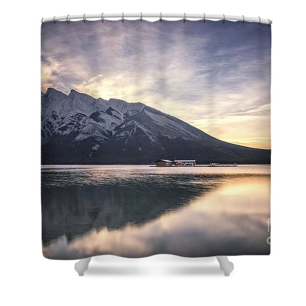Twilight Symphony Shower Curtain