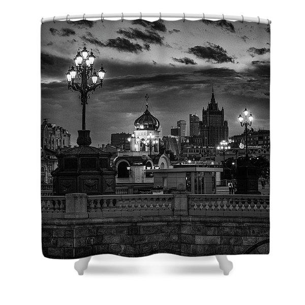 Twilight. Shower Curtain