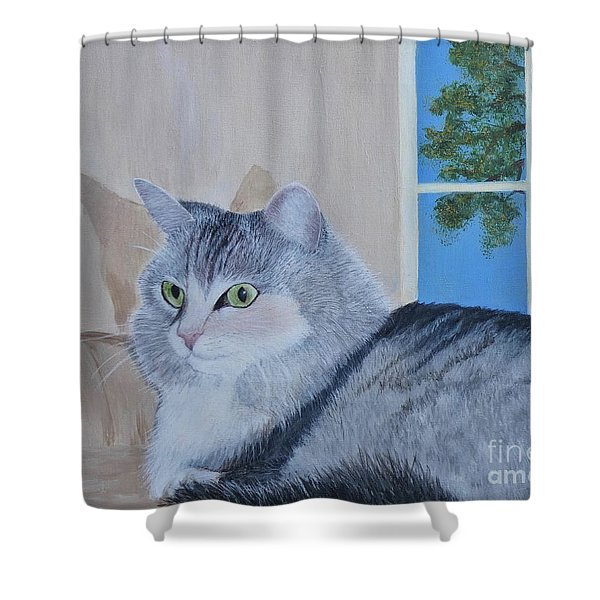 Twinkle Toes Shower Curtain