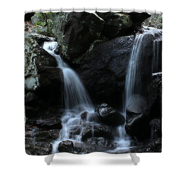 Two Become One Shower Curtain