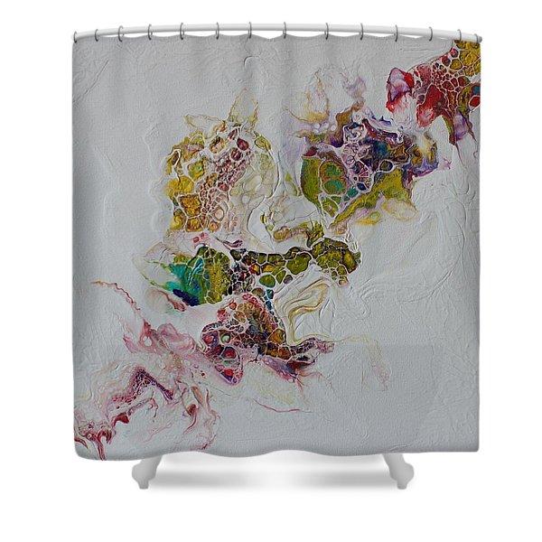 Magic Dragon  Shower Curtain