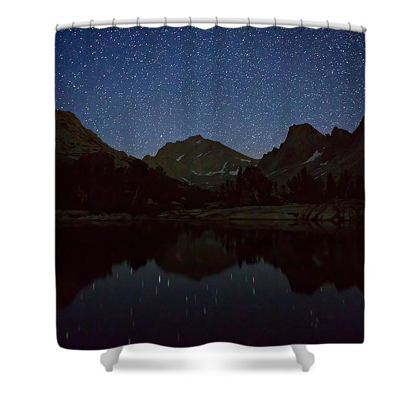 Two Minutes To Midnight Shower Curtain