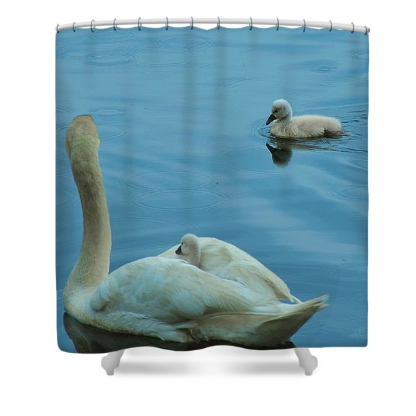 Ugly Ducklings Shower Curtain